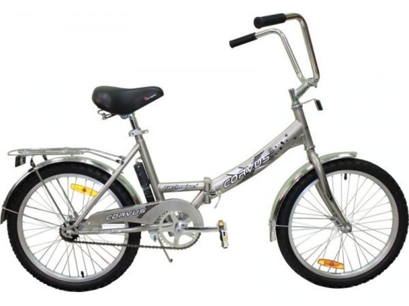 Купить Велосипед Corvus FB 715 (2014) в интернет магазине. Цены, фото, описания, характеристики, отзывы, обзоры