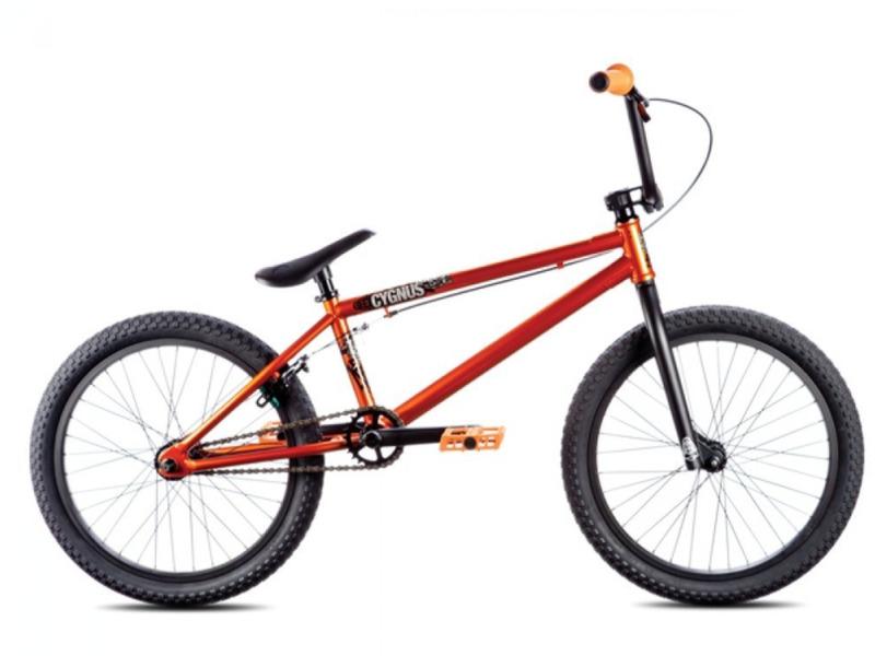 Купить Велосипед DK Cygnus (2013) в интернет магазине. Цены, фото, описания, характеристики, отзывы, обзоры