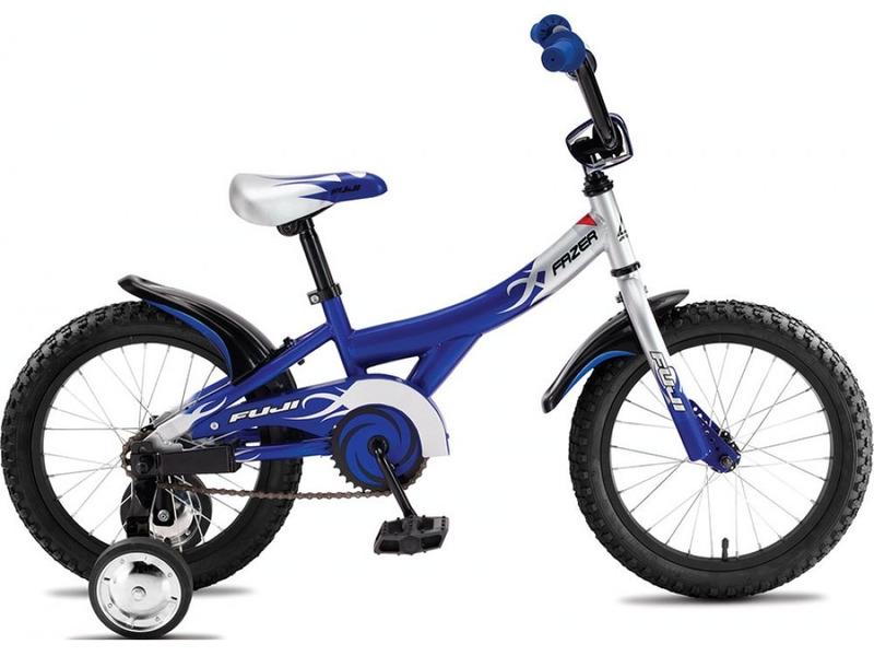 Купить Велосипед Fuji Fazer 16 (2013) в интернет магазине. Цены, фото, описания, характеристики, отзывы, обзоры