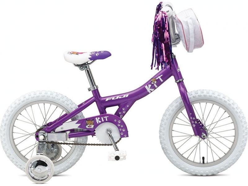 Купить Велосипед Fuji Kit (2013) в интернет магазине. Цены, фото, описания, характеристики, отзывы, обзоры