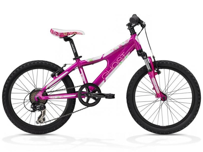 Велосипед Ghost Powerkid 20 Girl 2013