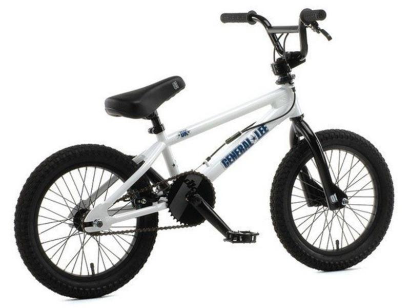 """Купить Велосипед DK 16"""" General Lee (2006) в интернет магазине. Цены, фото, описания, характеристики, отзывы, обзоры"""