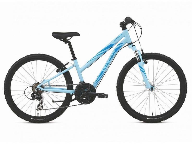 Купить Велосипед Specialized Hotrock 24 21-Speed Girls (2013) в интернет магазине. Цены, фото, описания, характеристики, отзывы, обзоры