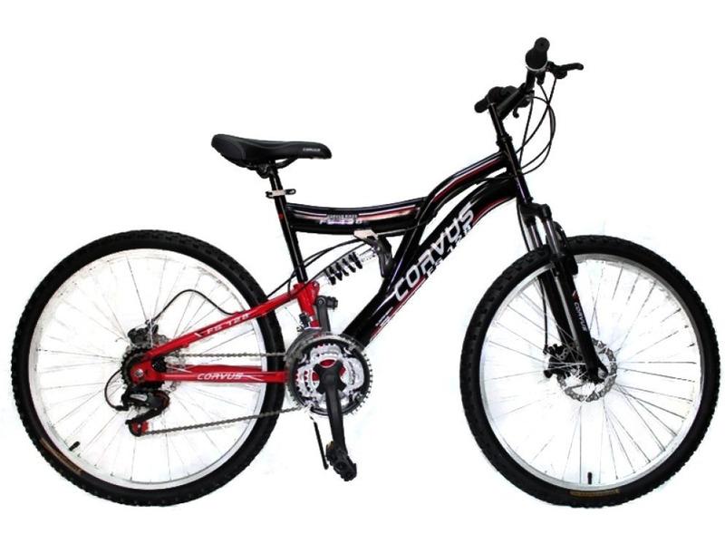 Купить Велосипед Corvus FS 128 (2013) в интернет магазине. Цены, фото, описания, характеристики, отзывы, обзоры