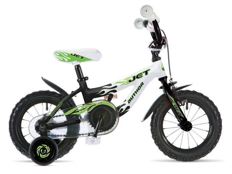Купить Велосипед Author Jet 12 (2013) в интернет магазине. Цены, фото, описания, характеристики, отзывы, обзоры