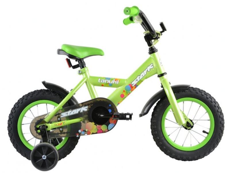 Купить Велосипед Stark Tanuki 12 (2013) в интернет магазине. Цены, фото, описания, характеристики, отзывы, обзоры