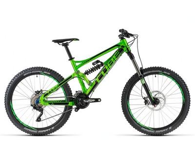 Велосипед Cube Hanzz Pro (2014)