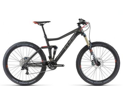 Велосипед Cube Stereo 160 Super HPC Race 27.5 (2014)
