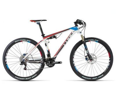 Велосипед Cube AMS 100 Super HPC SL (2014)