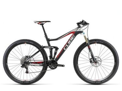 Велосипед Cube Stereo 120 HPC Race (2014)