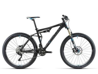 Велосипед Cube AMS 130 HPA Race 27.5 (2014)