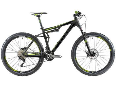 Велосипед Cube AMS 130 HPA Pro 27.5 (2014)