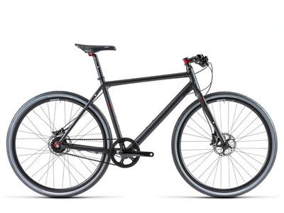 Велосипед Cube Editor (2014)