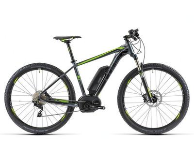Велосипед Cube Reaction Hybrid Race (2014)