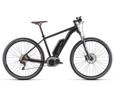 Велосипед Cube Suv Hybrid (2014)