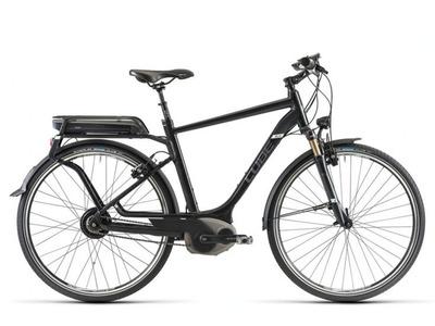 Велосипед Cube Delhi Hybrid Pro (2014)