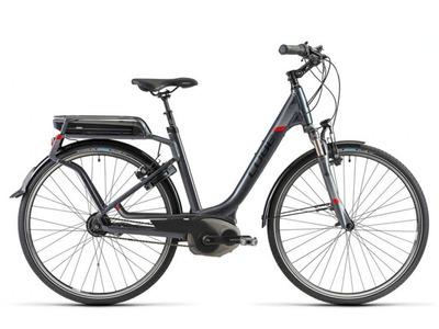 Велосипед Cube Travel Hybrid Pro RT (2014)