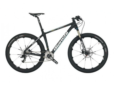 Велосипед Bianchi Methanol 27.3 SX (2014)