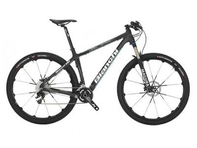 Велосипед Bianchi Methanol 29.3 SX (2014)
