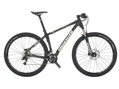 Велосипед Bianchi Methanol 29.4 SX (2014)