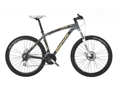 Велосипед Bianchi Kuma 27.3 (2014)