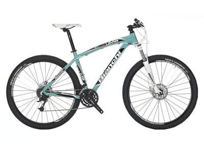 Велосипед Bianchi Kuma 29.1 (2014)