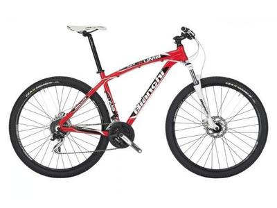 Велосипед Bianchi Kuma 29.2 (2014)