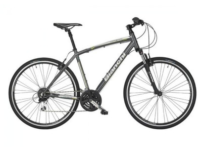 Велосипед Bianchi Camaleonte Cross Alivio (2014)