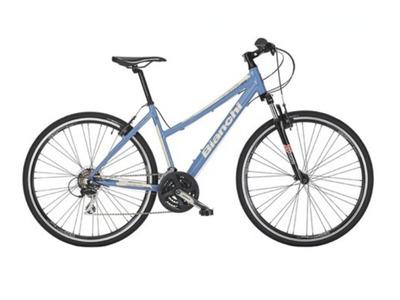 Велосипед Bianchi Camaleonte Cross Lady Acera (2014)