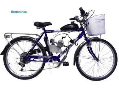Велосипед Stels Navigator 250 с мотором (2014)