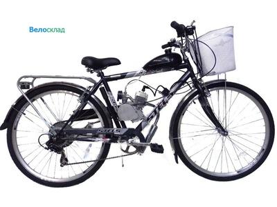 Велосипед Stels Navigator 350 с мотором (2014)