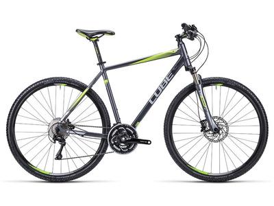 Велосипед Cube Cross Pro (2015)