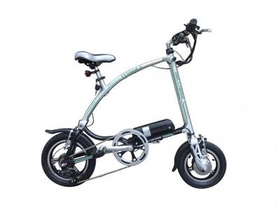 Велосипед Volteco Estrida II (2015)