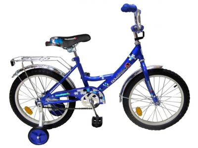 Велосипед Novatrack Х37307-1К Puzzle (2013)