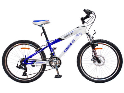 Велосипед Cross-M 24 Eagle (2013)