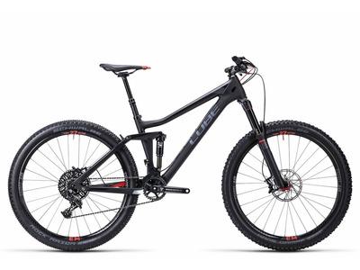 Велосипед Cube Stereo 140 Super HPC TM 27.5 (2015)
