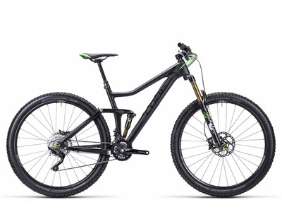 Велосипед Cube Stereo 140 Super HPC Race 29 (2015)