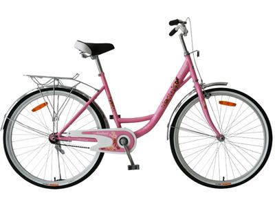 Велосипед Novatrack Lady 26 (2015)