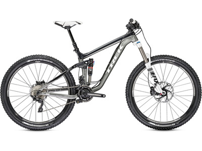Велосипед Trek Slash 8 27.5 (2014)