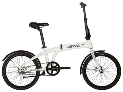 Велосипед Dewolf Micro 4 (2017)