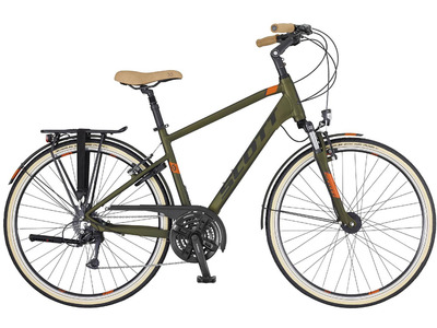 Велосипед Scott Sub Comfort 10 Men (2017)