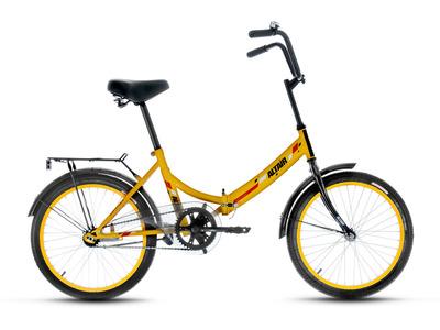 Велосипед Altair City 20 (2017)