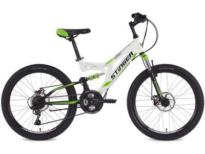 Велосипед Stinger Highlander D 24 (2018)