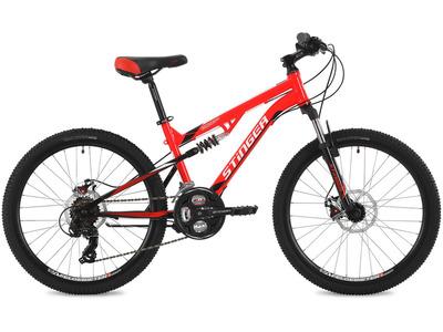 Велосипед Stinger Discovery D 24 (2018)