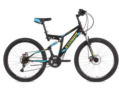 Велосипед Stinger Highlander D 26 (2018)