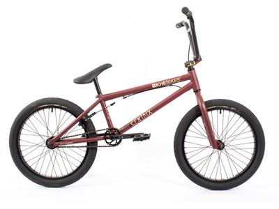 Велосипед KHE Centrix (2018)