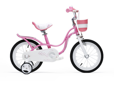 Велосипед Royal Baby Little Swan 14 (2018)