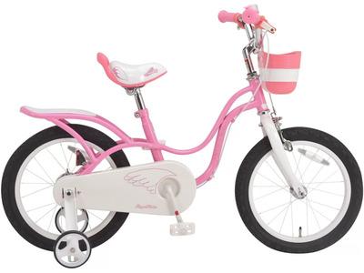Велосипед Royal Baby Little Swan 16 (2018)