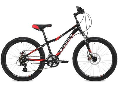Велосипед Stinger Boxxer D 2.0 24 (2018)
