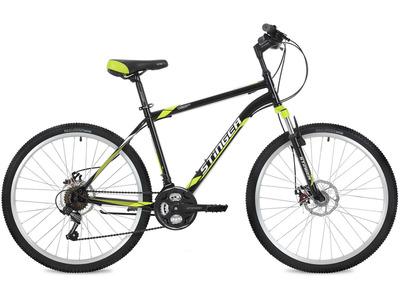 Велосипед Stinger Caiman D 26 (2018)